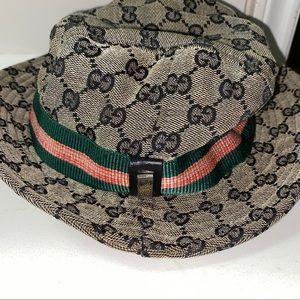GUCCI  Bucket Hat  Vintage   Unisex